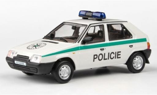 Skoda Favorit 1/43 Abrex 136L Policie (CR) 1988 miniature