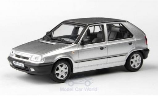 Skoda Felicia 1/43 Abrex 1.3 GLXi grey 1994 diecast model cars