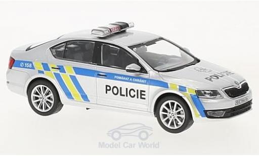 Skoda Octavia 1/43 Abrex III Polizei Tschechien 2012 diecast model cars