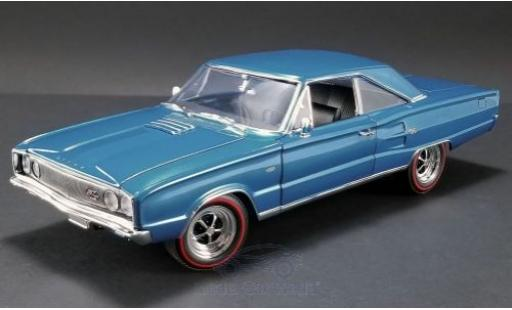 Dodge Coronet 1/18 ACME R/T metallic blue 1967 diecast