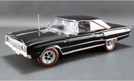 Dodge Coronet 1/18 ACME R/T black 1967 diecast model cars