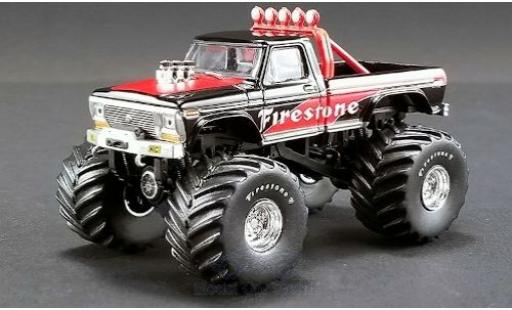 Ford F-250 1/64 ACME Monster Truck Firestone 1974 miniature