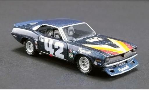 Plymouth Barracuda 1/64 ACME No.42 Trans-Am 1970 S.Savage miniature