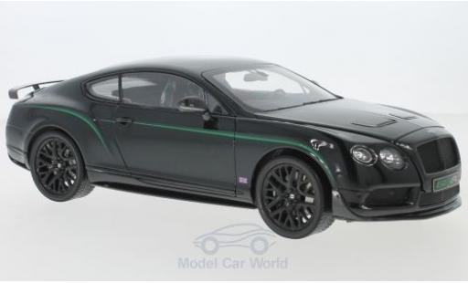 Bentley Continental 1/18 Almost Real GT3-R grün 2015 modellautos