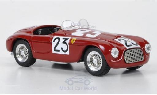 Ferrari 166 1949 1/43 Art Model Spyder No.23 24h Le Mans 1949 miniature