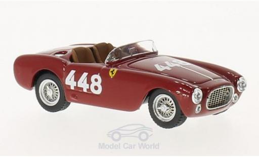 Ferrari 225 1952 1/43 Art Model S No.448 Giro di Sicilia Chassis 0154 V.Marzotto miniature