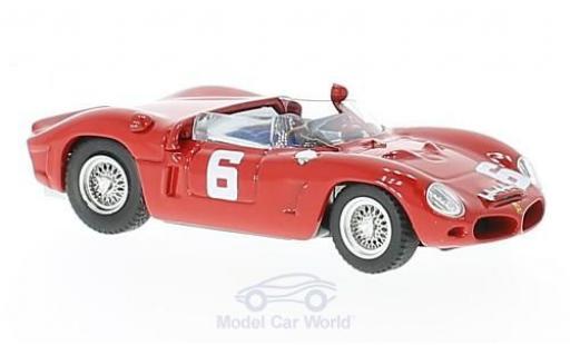 Ferrari 246 1/43 Art Model Dino SP RHD No.6 Guards Trophy Brands Hatch 1962 M.Parkes miniature