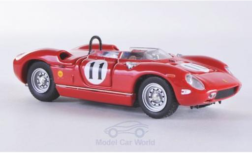 Ferrari 250 P 1/43 Art Model No.11 Riverside 1963 J.Surtees modellautos
