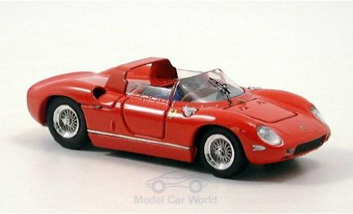 Ferrari 250 P 1/43 Art Model rouge 1963 miniature