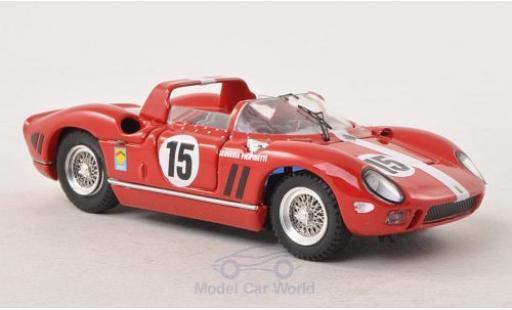 Ferrari 330 1/43 Art Model P No.15 Scuderia Filipinetti 24h Le Mans 1964 T.Spychinger/H.Müller miniatura