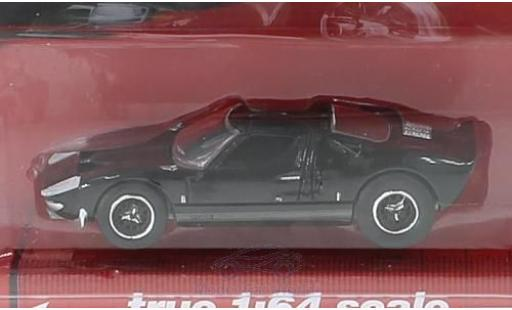Ford GT 40 1/64 Auto World 40 noire 1965 miniature