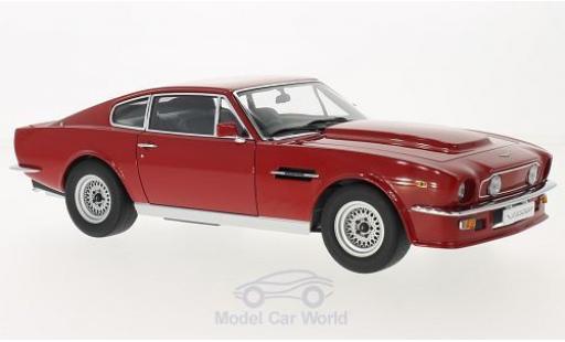 Aston Martin V8 Vantage 1/18 AUTOart Vantage rouge RHD 1985 miniature
