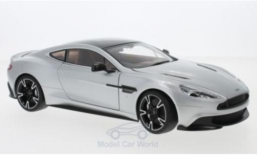 Aston Martin Vanquish 1/18 AUTOart S grise RHD 2017 miniature