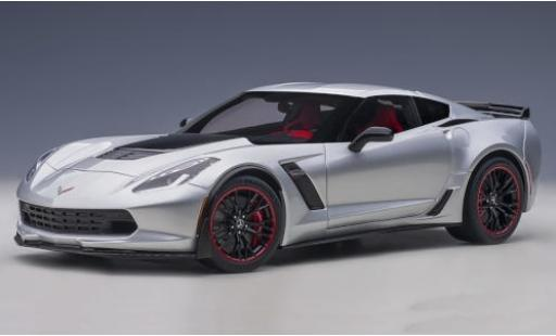 Chevrolet Corvette 1/18 AUTOart (C7) Z06 grey/matt-black 2014