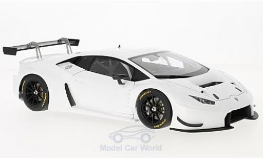 Lamborghini Huracan 1/18 AUTOart GT3 white 2015