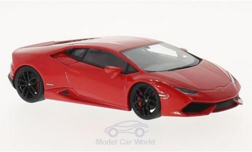Lamborghini Huracan 1/18 AUTOart LP610-4 red 2014 diecast