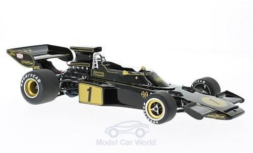 Lotus 72 1/18 AUTOart E No.1 Formel 1 1973 E.Fittipaldi miniature