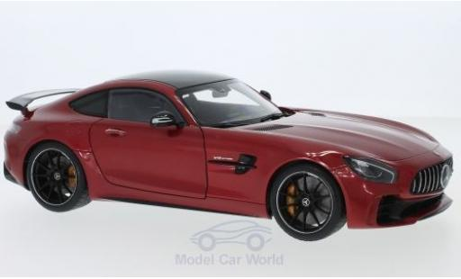 Mercedes AMG GT 1/18 AUTOart R metallise red 2017 diecast model cars
