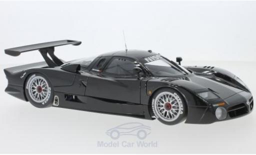 Nissan R390 1/18 AUTOart GT1 Le Mans noire 1998 miniature
