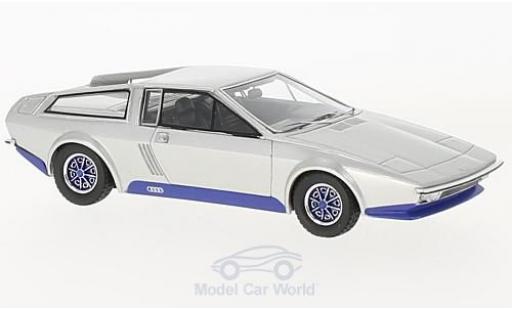 Audi 100 1/43 AutoCult S Coupe Speciale Frua grise 1974 miniature