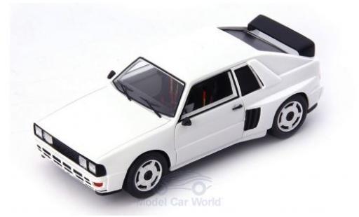 Audi Quattro 1/43 AutoCult quattro Gr.B 1985 Mittelmotor-Prougeotyp miniature