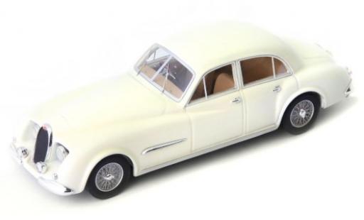 Bugatti Type 101 1/43 AutoCult Lepoix beige RHD 1951 miniature