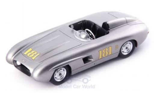 Mercedes 300 1/43 AutoCult SL Porter Special silber 1956 modellautos