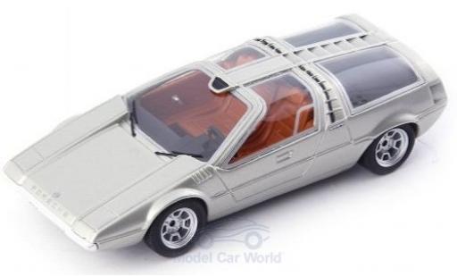 Porsche 914 1/43 AutoCult /6 Tapiro grise 1970 miniature