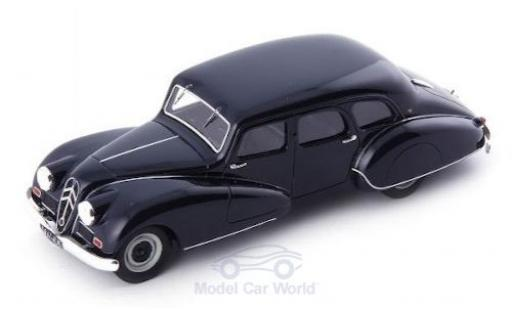 Citroen Traction 1/43 AutoCult 15CV 6 Antem bleue 1948 miniature