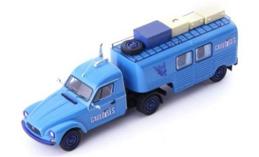 Citroen Acadiane 1/43 AutoCult Gauloises 1981 Truckente miniature