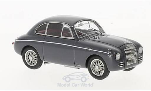 Fiat 750 1/43 AutoCult MM Panoramica Zagato grise 1949 miniature