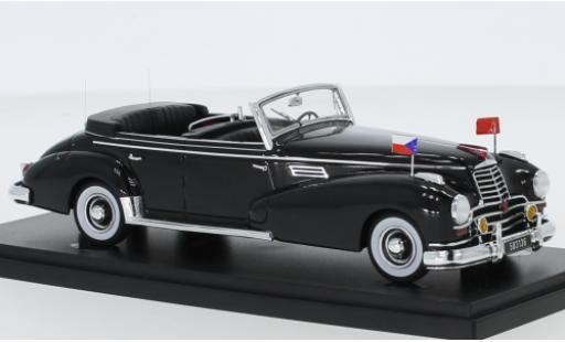 Mercedes 770 1/43 AutoCult Masterpiece Sodomka Klement Gottwald noire 1952 miniature