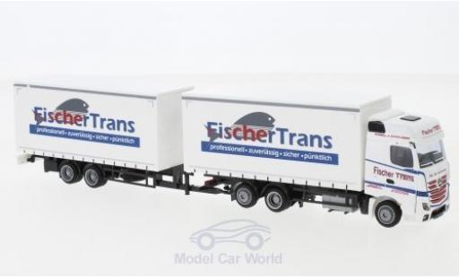Mercedes Actros 1/87 AWM 2 Bigspace Fischer-Trans Jumbo-G-KTaHZ