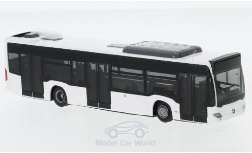 Mercedes Citaro 1/87 AWM blanche 2017 miniature