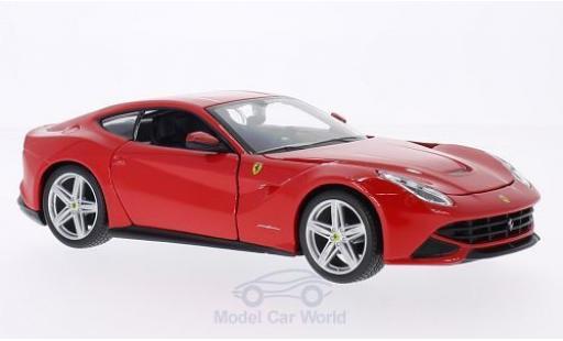 Ferrari F1 1/24 Bburago 2 Berlinetta rouge miniature