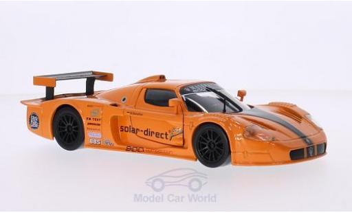 Maserati MC12 1/24 Bburago Corsa Edo Competition M.Bareither diecast model cars
