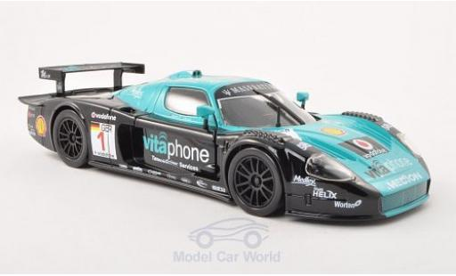 Maserati MC12 1/24 Bburago No.1 /A.Bertolini diecast model cars