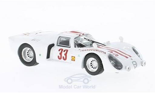 Alfa Romeo 33.2 1/43 Best Coupe No.33 12h Interlagos 1970 Marivaldo/Fernandez miniature