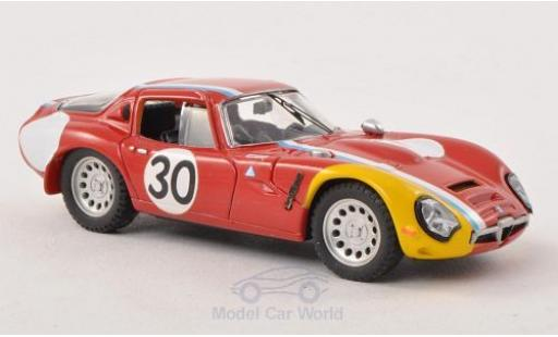 Alfa Romeo TZ2 1/43 Best No.30 Spa 1967 Trosch/Pilette miniature