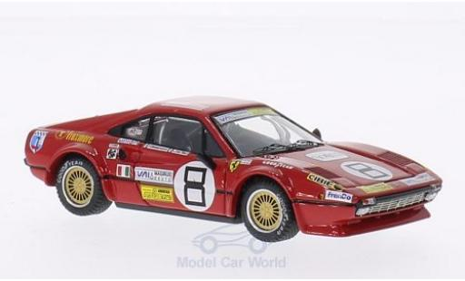 Ferrari 308 GTB 1/43 Best No.8 24h Daytona 1978 miniature