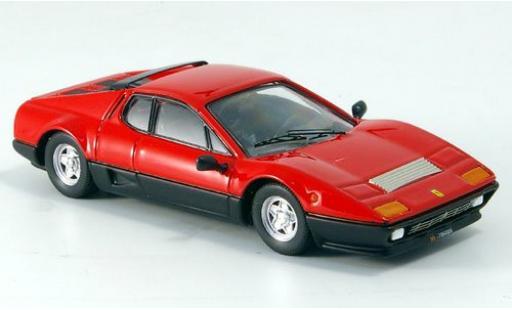 Ferrari 512 1/43 Best BB rouge/noire 1976 miniature