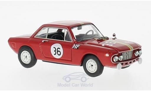 Lancia Fulvia Rallye 1/43 Best Coupe 1300 HF No.36 Rallye San Remo 1966 L.Cella/L.Lombardi diecast