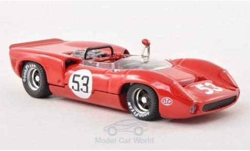 Lola T70 1/43 Best Spider No.53 Laguna Seca 1966 miniature