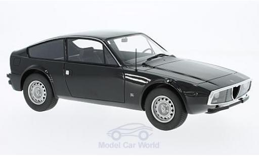 Alfa Romeo GT 1/18 BoS Models 1300 Junior Zagato schwarz ohne Vitrine modellautos