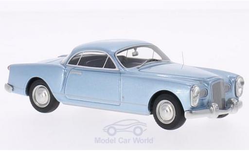 Bentley Mark 6 1/43 BoS Models MK VI Cresta II Facel Metallon metallise bleue RHD 1951 miniature