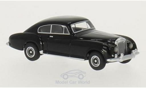 Bentley R-Type 1/87 BoS Models Continental Franay noire 1954 miniature