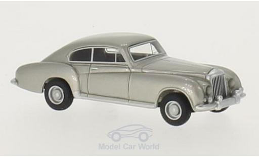 Bentley R-Type 1/87 BoS Models Continental Franay grise 1954 miniature
