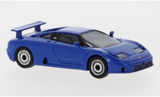 Bugatti EB110 1/87 BoS Models EB 110 blue 1991 diecast model cars