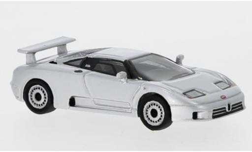 Bugatti EB110 1/87 BoS Models EB 110 metallise grey 1991 diecast model cars