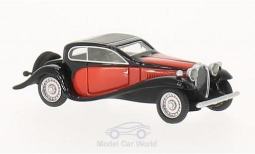 Bugatti 50 1/87 BoS Models Typ T red/black 1932 diecast model cars
